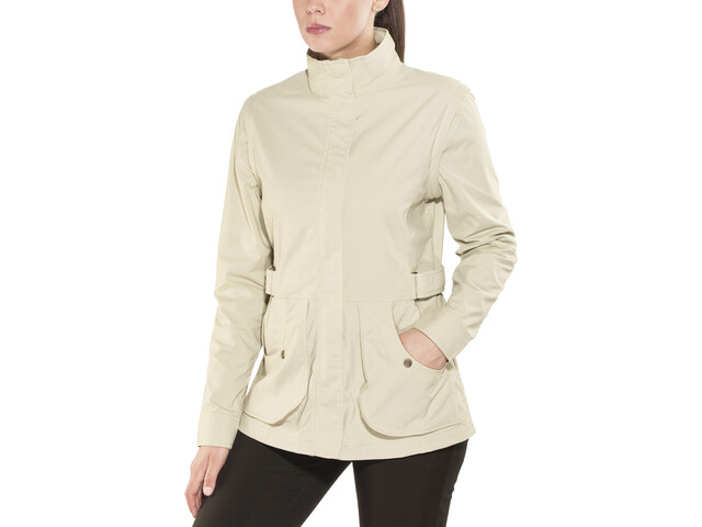 Royal Robbins Discovery Chaqueta Convertible Mujer, sandstone